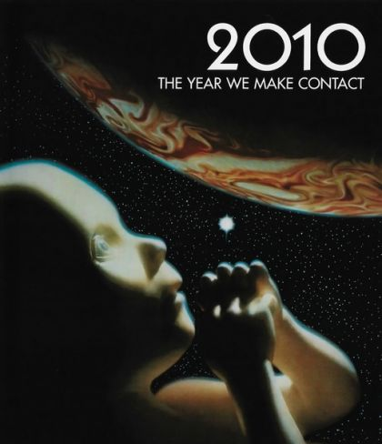 2010: The Year We Make Contact -blu