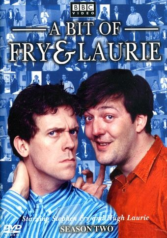 Bit Of Fry And Laurie: Season 2