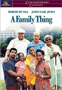 Family Thing - vhs