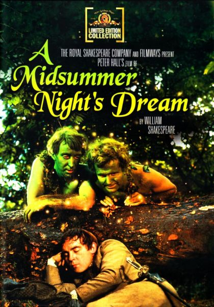 Midsummer Night's Dream peter hall