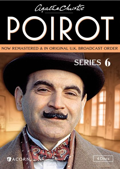 Agatha Christie's Poirot: The Movie Collection: Set 2