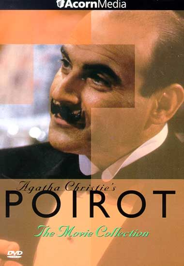 Agatha Christie's Poirot: The Movie Collection: Set 1