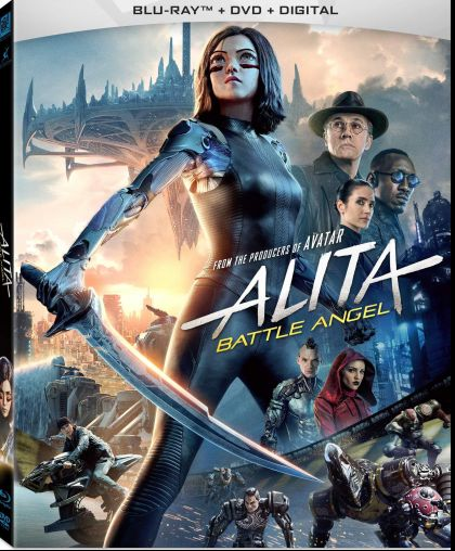 Alita: Battle Angel -blu