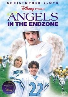 Angels In The Endzone -vhs