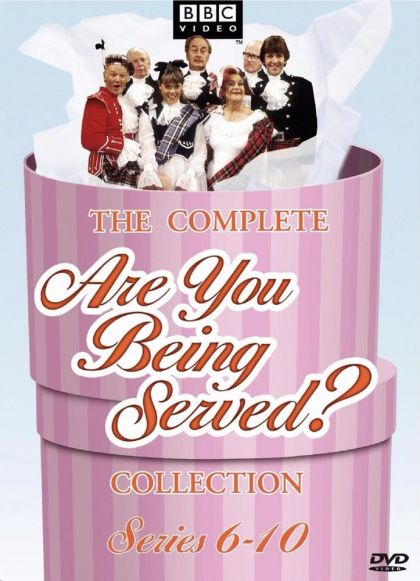 Are You Being Served?: #06-10: The Complete Collection