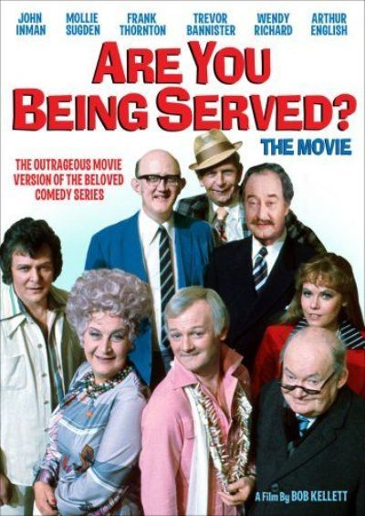 Are You Being Served? movie