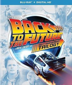 Back To The Future: 30th Anniversary Trilogy - blu