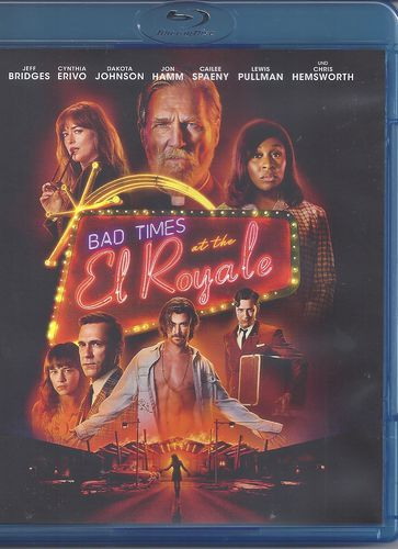 Bad Times At The El Royale -blu