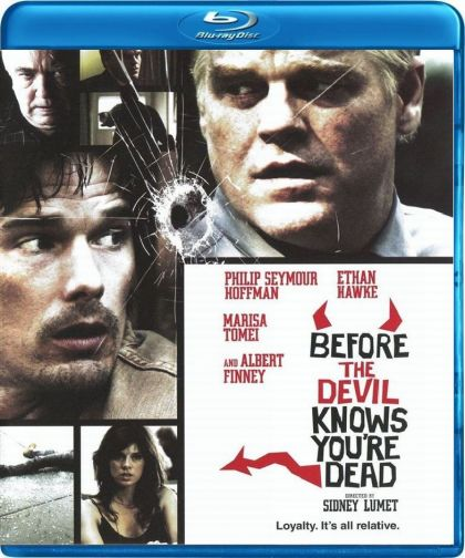 Before The Devil Knows You're Dead -blu