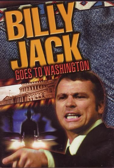 Billy Jack Goes To Washington -vhs