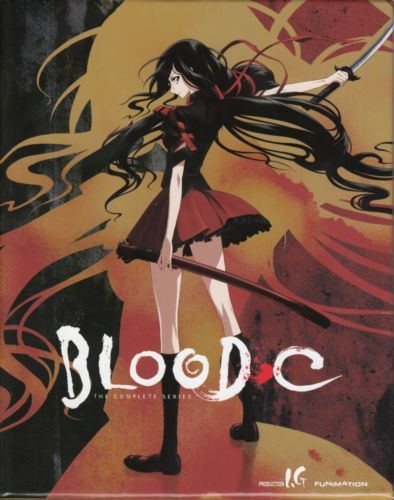 Blood-C: Season 1 -blu