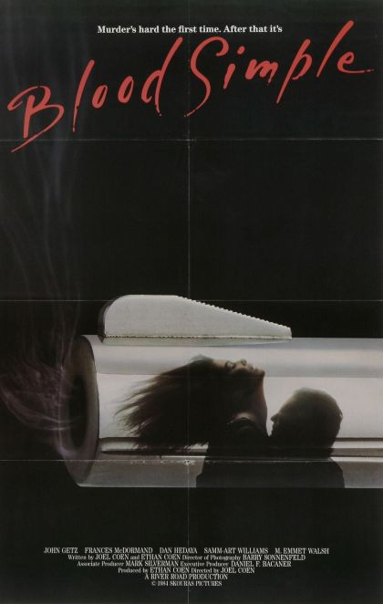 Blood Simple -blu