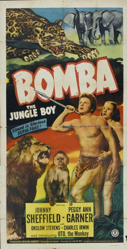 Bomba, The Jungle Boy vol 1