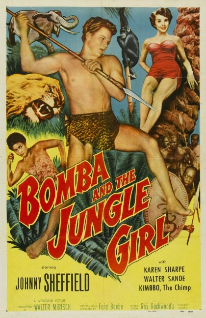 Bomba, The Jungle Boy vol 2