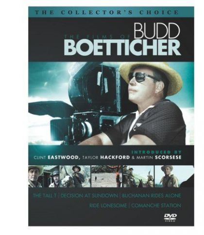 Budd Boetticher: A Man Can Do That