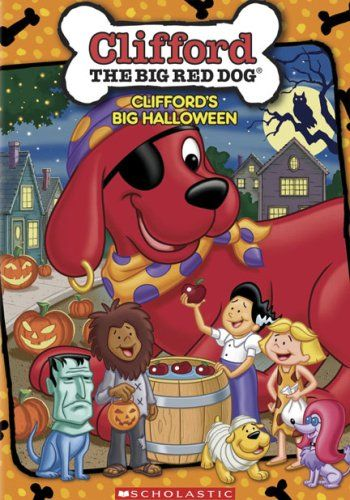 Clifford The Big Red Dog: Clifford's Big Halloween