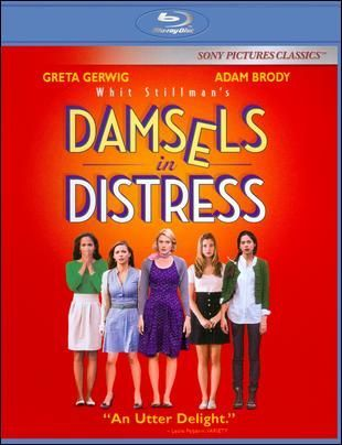 Damsels In Distress -blu