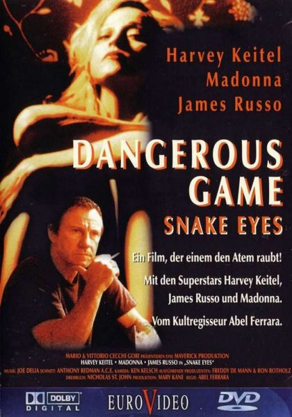Dangerous Game -no case
