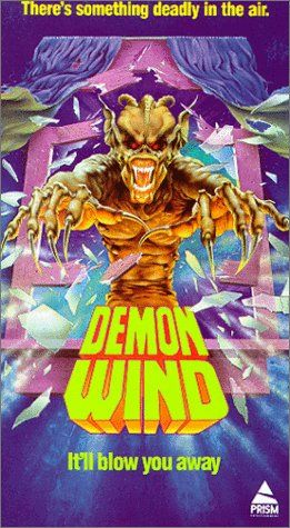 Demon Wind -vhs