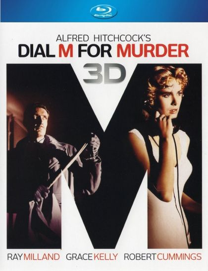 Dial M For Murder -blu