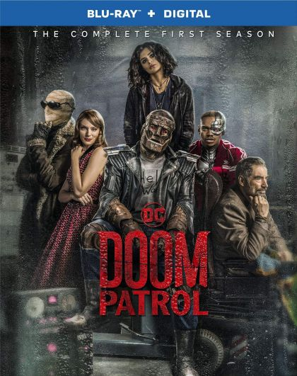 Doom Patrol: Season 1 -blu