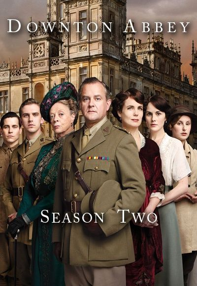 Downton Abbey: Season 2 -blu uk