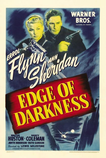Edge Of Darkness 1943 -vhs