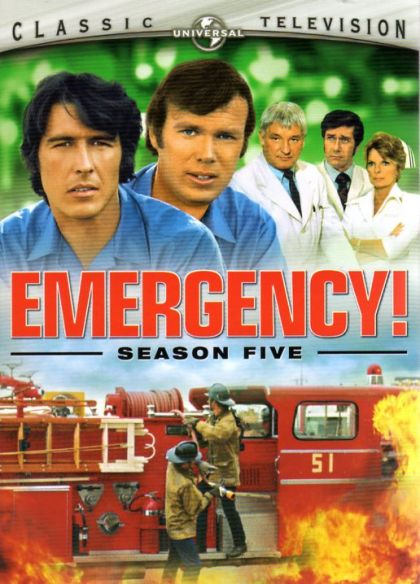 Emergency!: Season 5