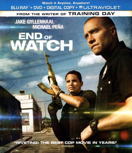 End Of Watch - blu