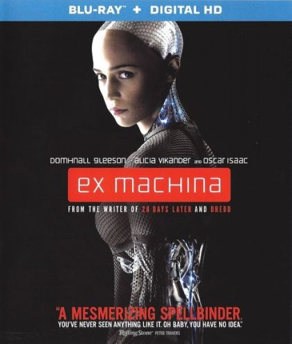 Ex Machina -blu