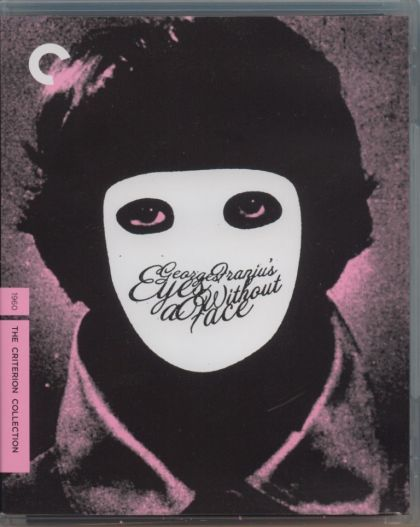 Eyes Without A Face -blu