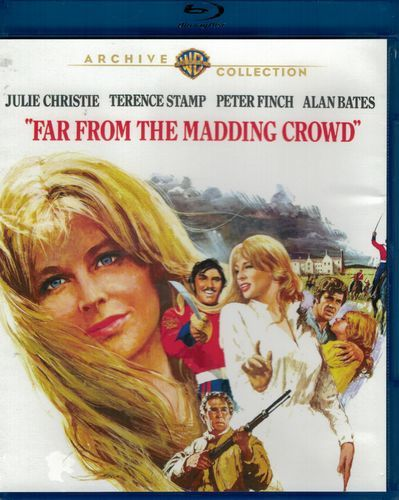 Far From The Madding Crowd -blu