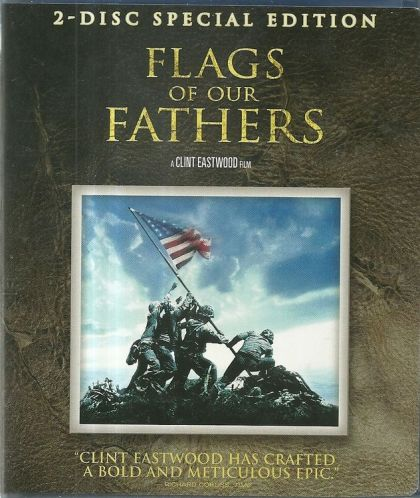 Flags Of Our Fathers -blu