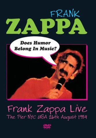 Frank Zappa: Does Humour Belong In Music?