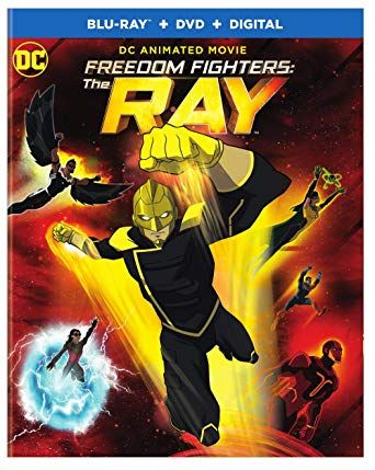Freedom Fighters: The Ray: Season 1 -blu