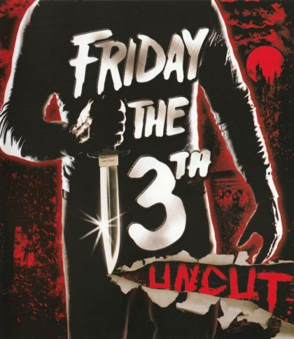 Friday The 13th - blu