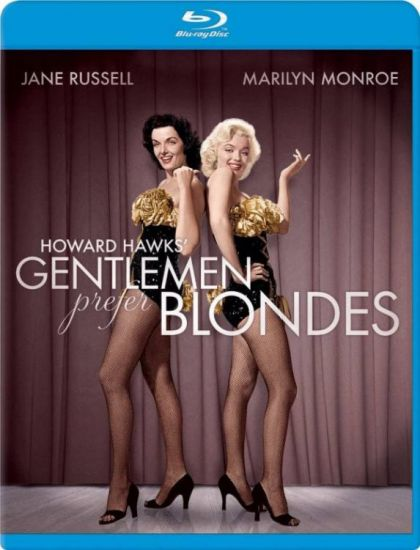 Gentlemen Prefer Blondes -blu
