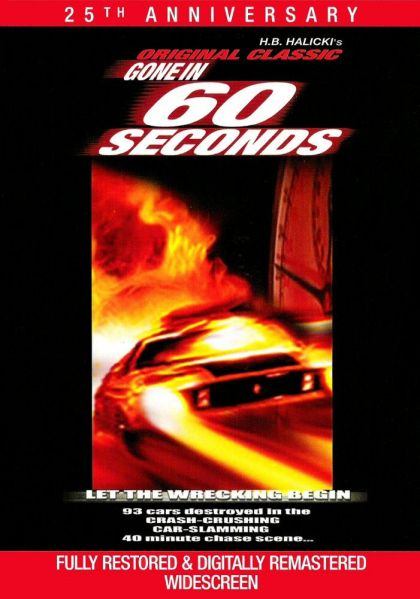 Gone In 60 Seconds - 1974