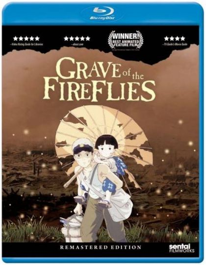 Grave Of The Fireflies -blu