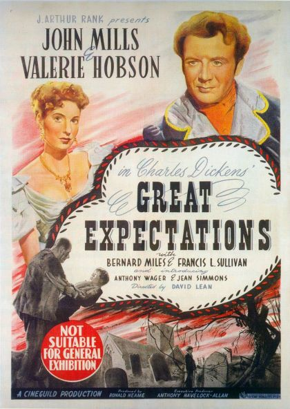 Great Expectations -blu uk
