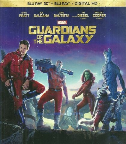 Guardians Of The Galaxy - blu