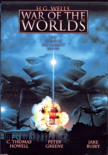 H.G. Wells' War Of The Worlds - knockoff