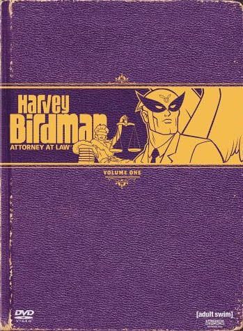 Harvey Birdman Attorney At Law: Volume 1