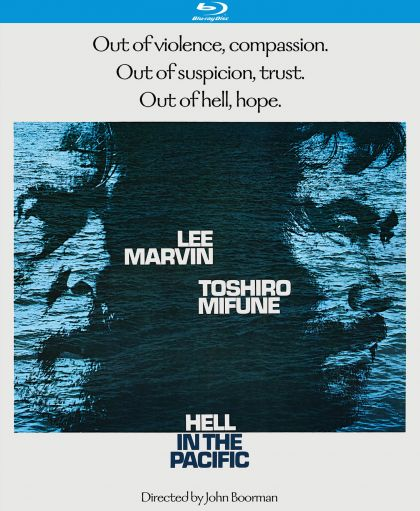 Hell In The Pacific -blu