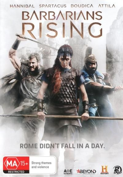 History Channel Presents: Barbarians Rising