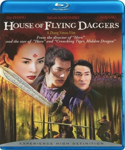 House Of Flying Daggers -blu