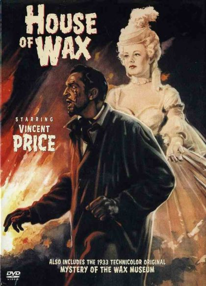 House Of Wax / Mystery Of The Wax Museum