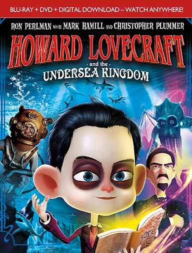 Howard Lovecraft & The Undersea Kingdom -blu