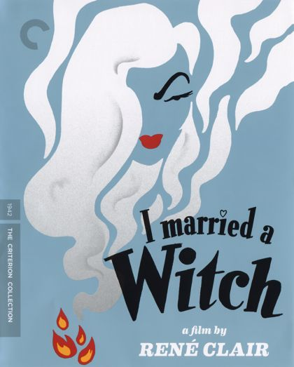 I Married A Witch -blu