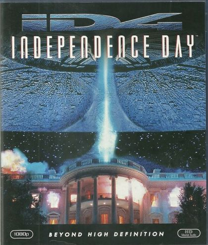 Independence Day - blu
